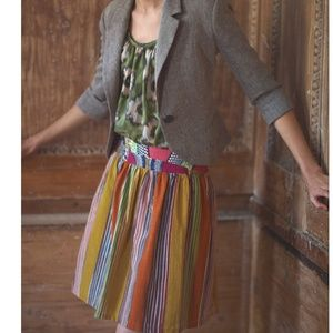 Anthropologie Amhara Skirt Edme & Esyllte